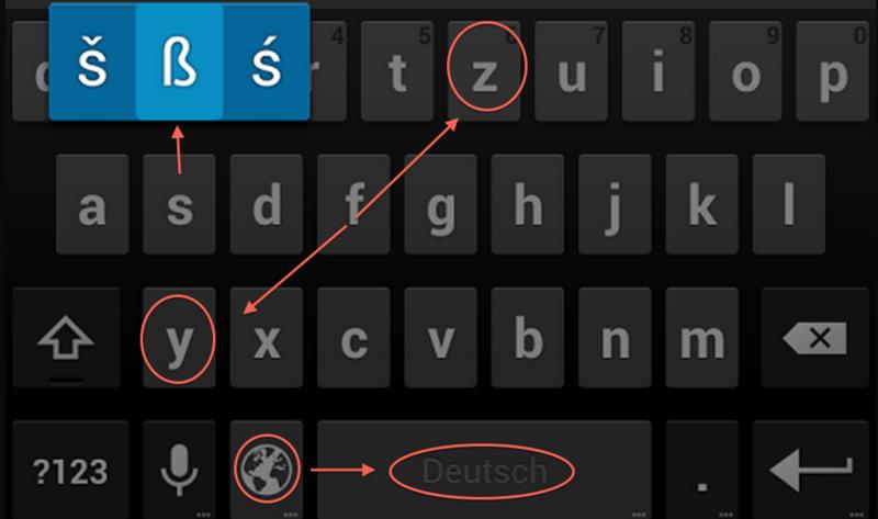 Deutsch Keyboard